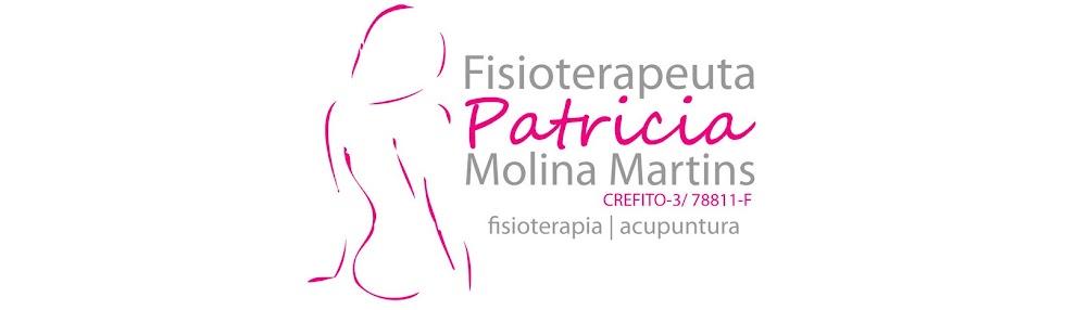 Fisioterapeuta Patricia Molina Martins