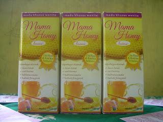 Mama Honey Madu Khusus Wanita
