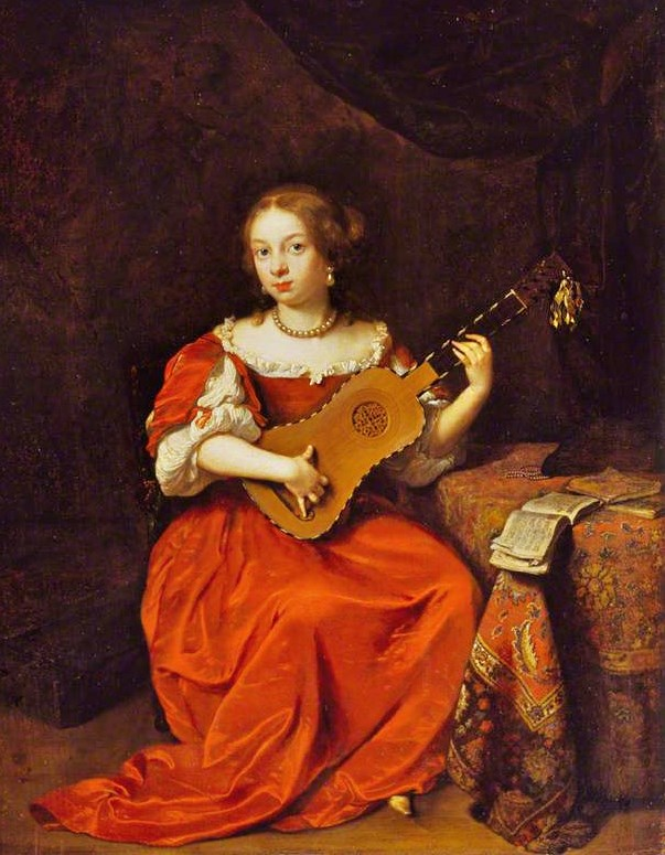 It 39 s about time 1600s music a passel of elelgant for Famous artist in baroque period