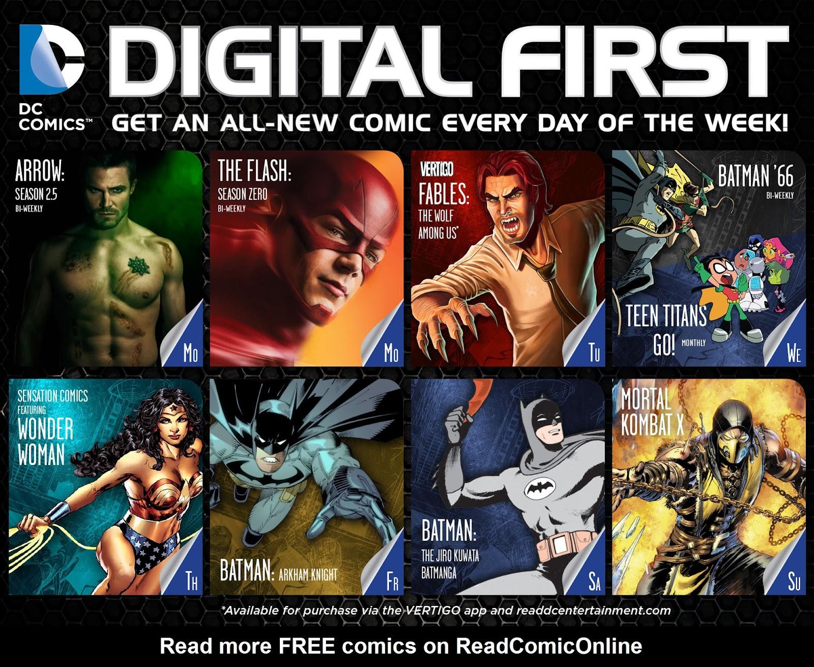 The Flash: Season Zero [I] Issue #15 #15 - English 23