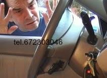Cerrajería en Vélez Málaga abre coches