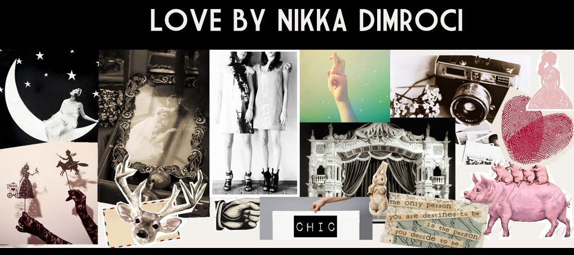 Love by Nikka Dimroci