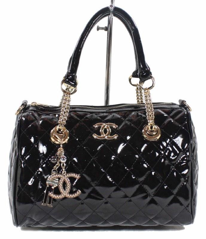 Tas Chanel C2169 Hitam (Aneka Produk Tas Wanita)
