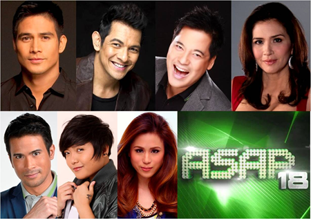ASAP 18 Gives Inspiration to Calamity Survivors (Nov 17)