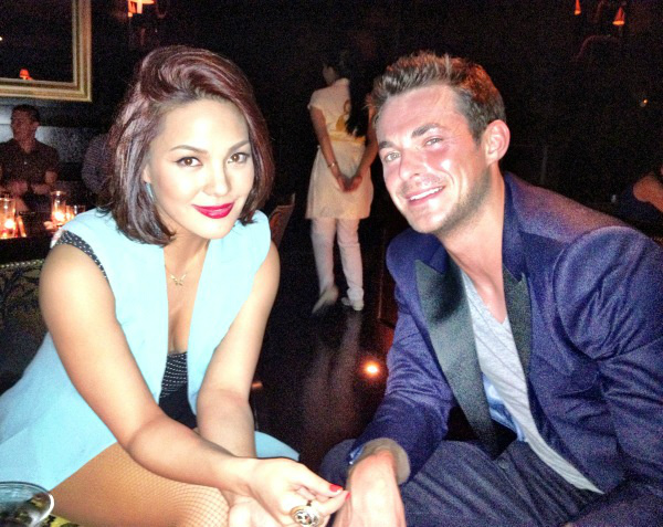 Jules Knight and KC Concepcion dating picture | Reyn's Room