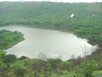 crater lake Nicaragua
