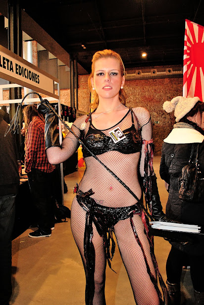Fotos del Expocomic 2012 en el Matadero de Madrid