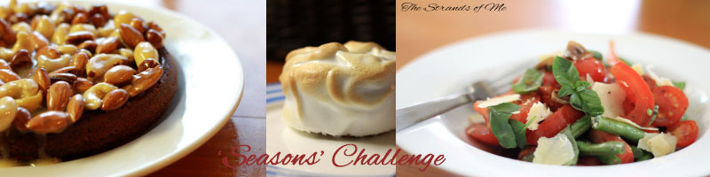 Seasons Cookbook Challenge