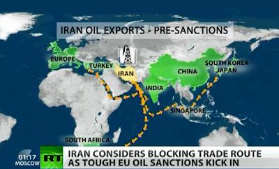 la proxima guerra iran cerrar estrecho de ormuz sanciones