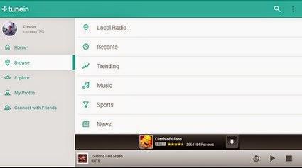 aplikasi radio untuk android