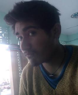 Vishal Jaswal, Young blogger