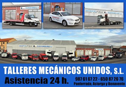 TALLERES MECANICOS UNIDOS