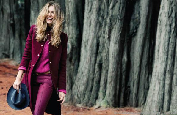 Portsaid otoño invierno 2013 moda argentina