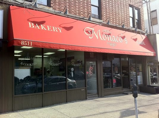 Monaco's Bakery 8511 3rd Ave Brooklyn, NY 11209