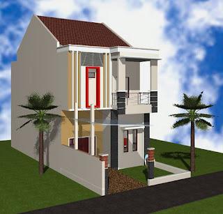 minimalis rumah modern on Model Rumah Minimalis Modern Contoh Kumpulan Gambar Foto Model