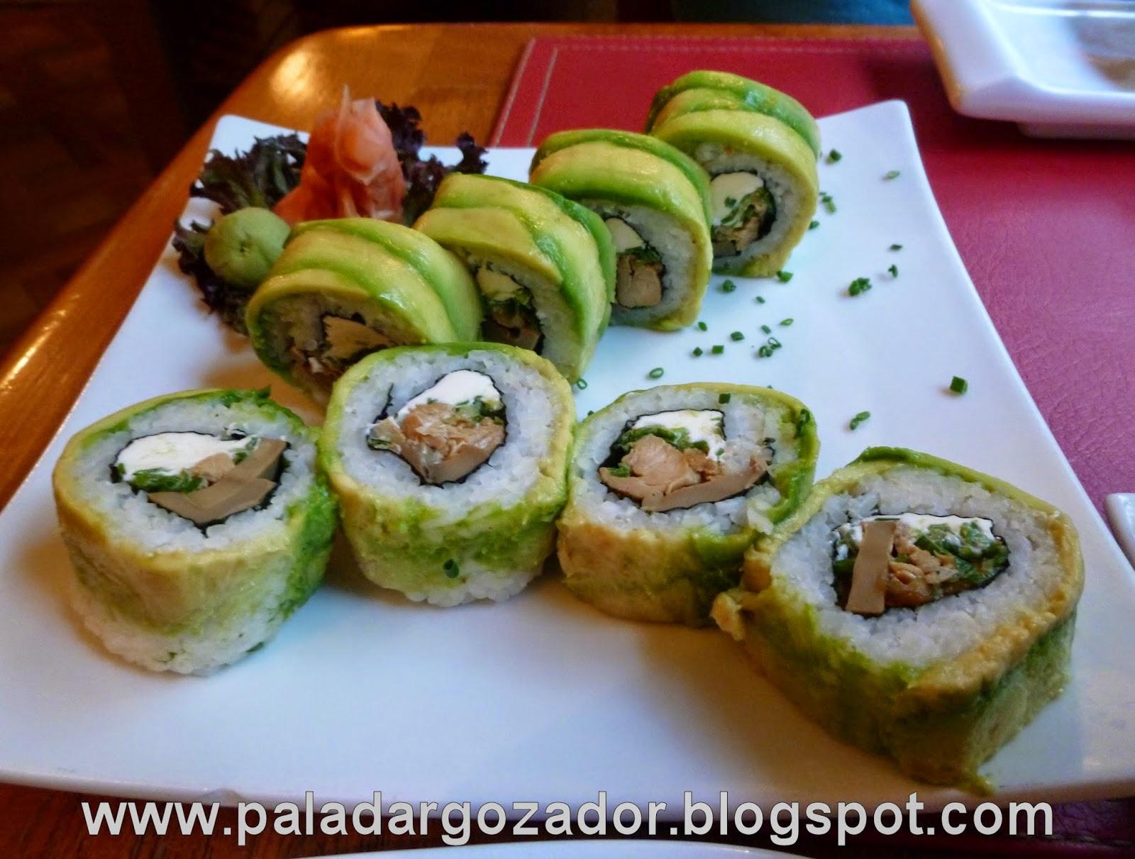 Kudasaru sushi paz roll