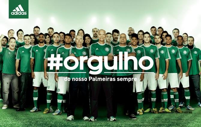 Palmeiras renueva con adidas