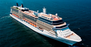 Celebrity Cruises New Celebrity Reflection - Employees to be Godmothers
