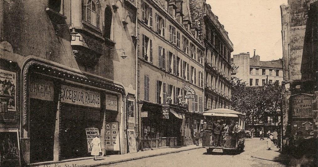 Cin 233 Fa 231 Ades Varlin Palace Paris 10 232 Me