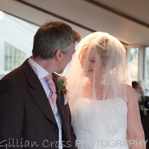 Newton Hall Wedding, Northumberland