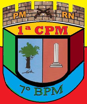 1ª CPM/7º BPM