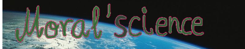Moral's Science
