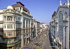 Knez Mihajlova street, Belgrade, Serbia