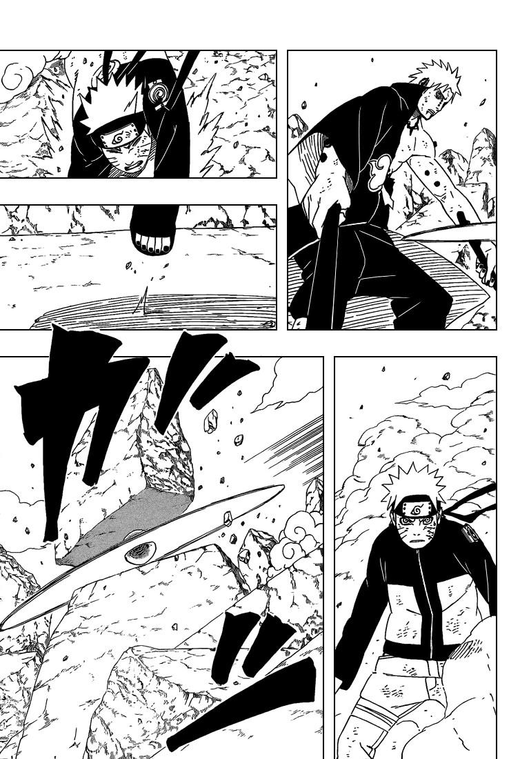 Naruto chap 442 Trang 9 - Mangak.info