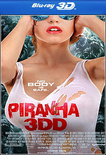 Piranha 2  Download Piranha 2 – 3D SBS Bluray 1080p + Legenda