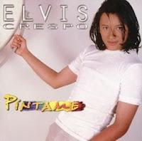 Partitura Píntame de Elvis Crespo