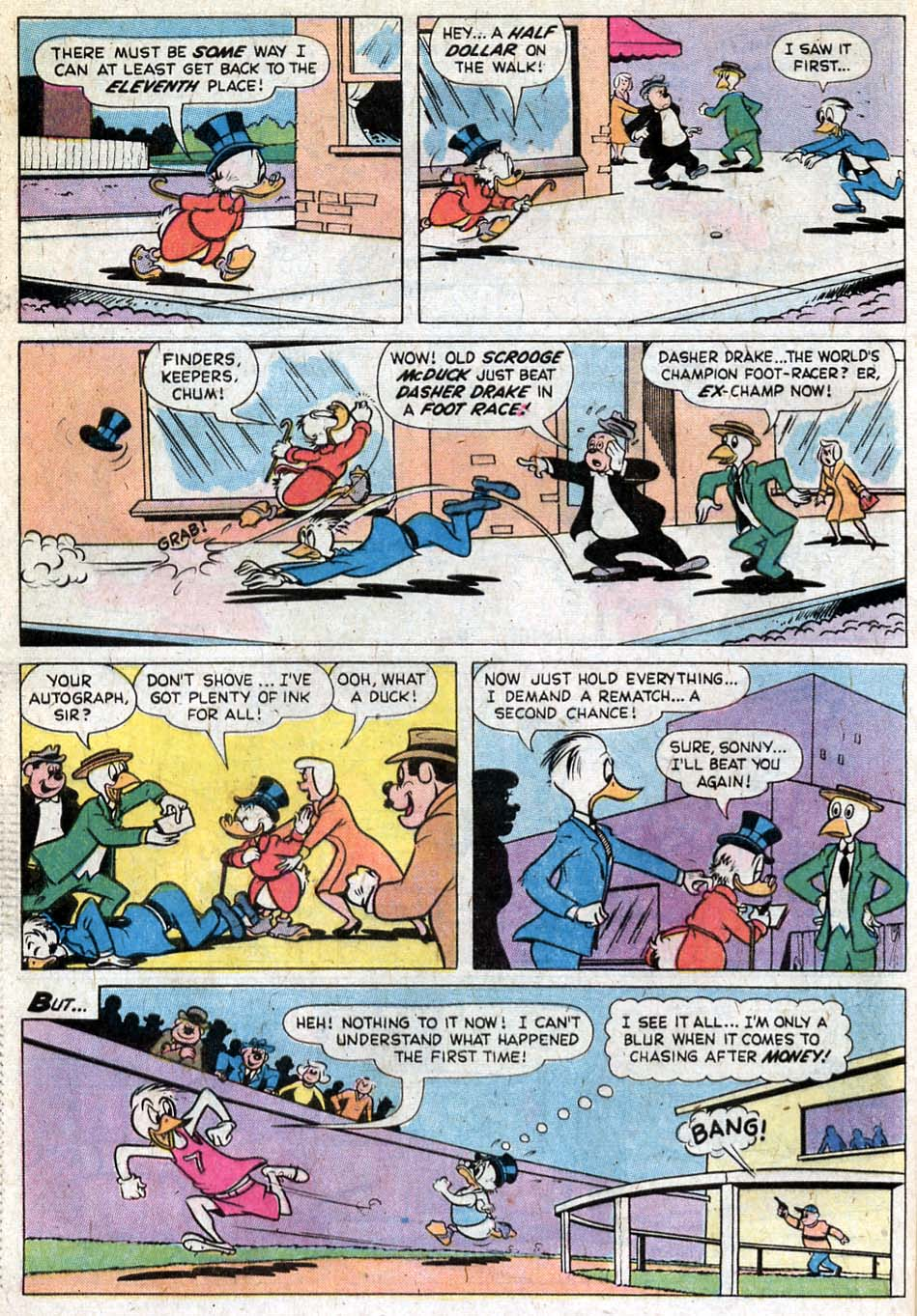 Uncle Scrooge (1953) Issue #140 #140 - English 32