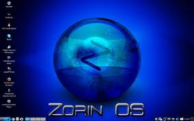 Free Download Zorin Linux OS
