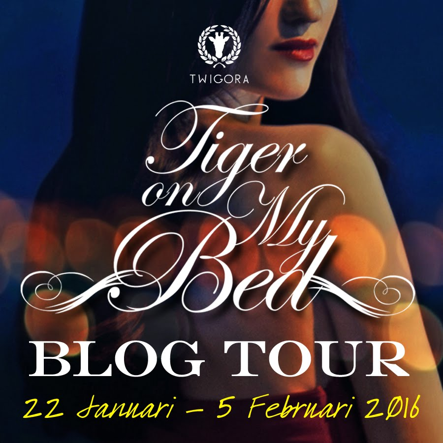 Tiger on My Bed Blog Tour