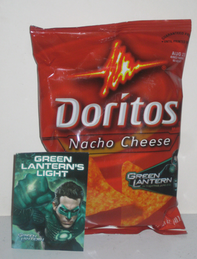 is nothing sacred green lantern comes to subway finally