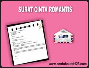 Contoh Surat Cinta Romantis Terbaru Contoh Contoh Surat