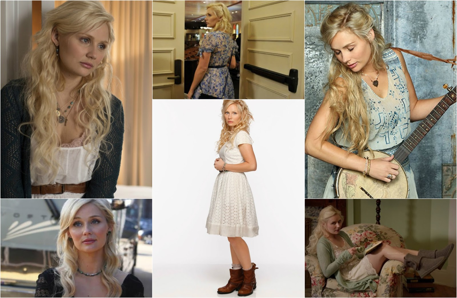 Get The Look- Scarlett From Nashville