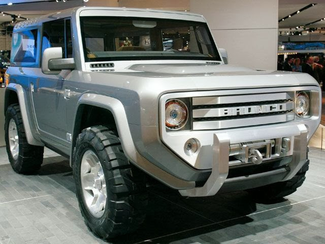 2015 Ford Bronco