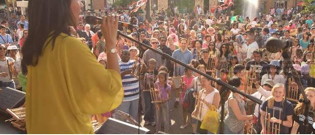 Acara Festival Indonesia di Maryland Amerika Serikat