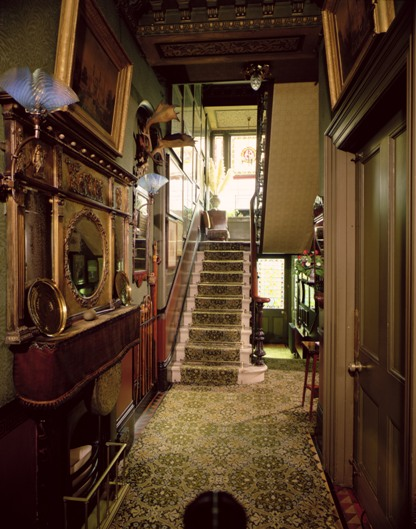 Jane austen moments leighton house and 18 stafford terrace Victorian homes interior
