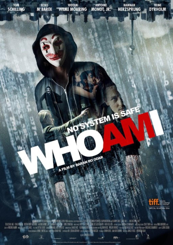 WHO AM I – KEIN SYSTEM IST SICHER (2014) แฮกเกอร์สมองเพชร HD