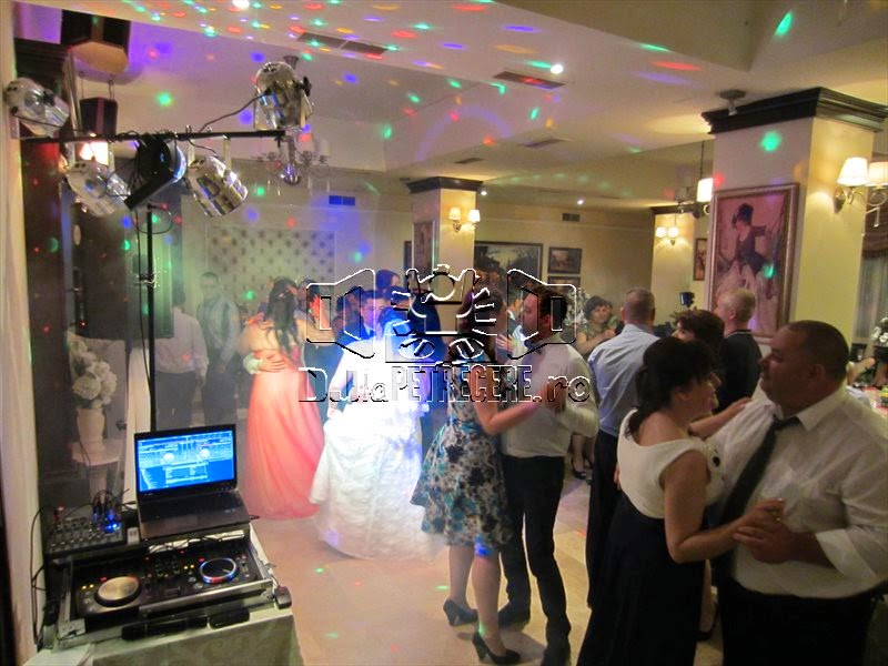 Nunta la Restaurant Britannia cu DJ Cristian Niculici 2