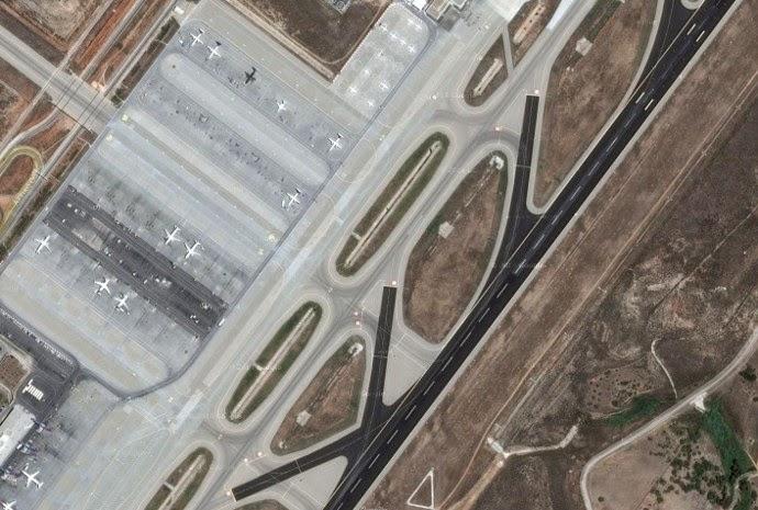 Αεροδρόμιο Αθήνας «Ελ. Βενιζέλος»