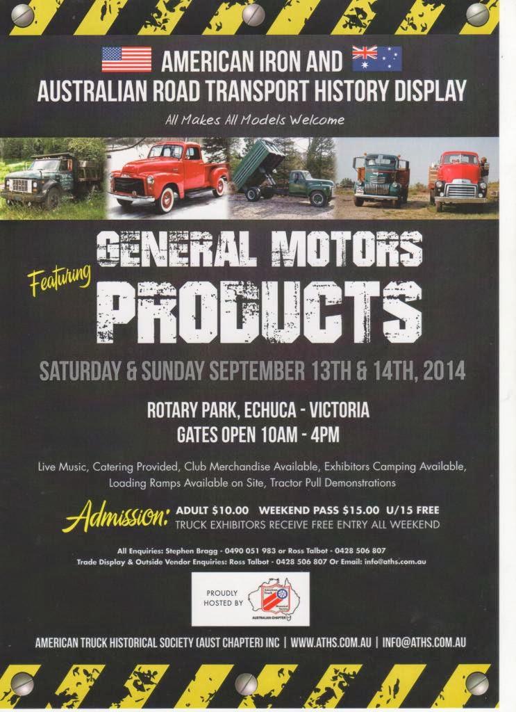 ATHS Echuca Truck Show