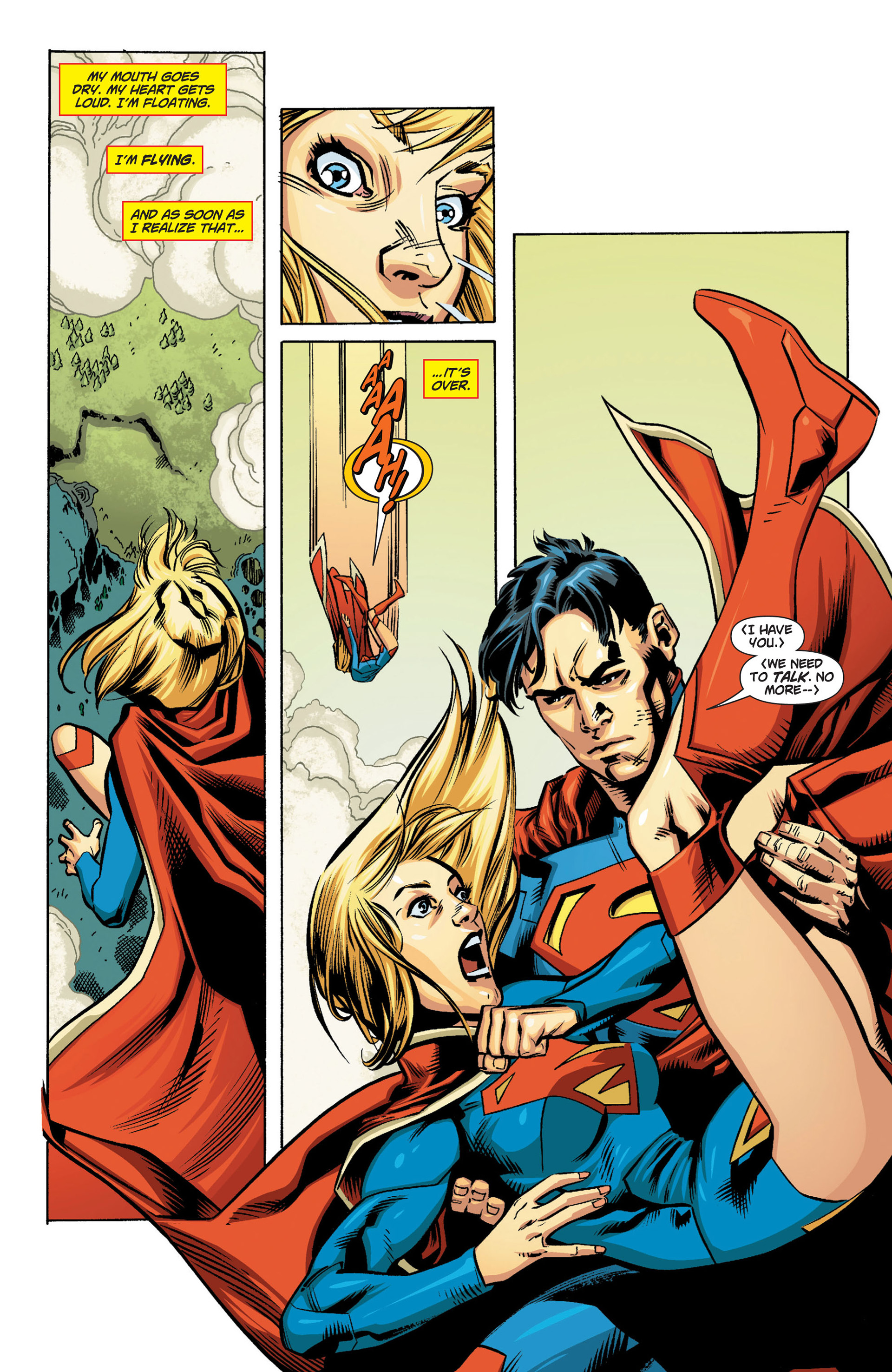 Supergirl (2011) Issue #2 #4 - English 13