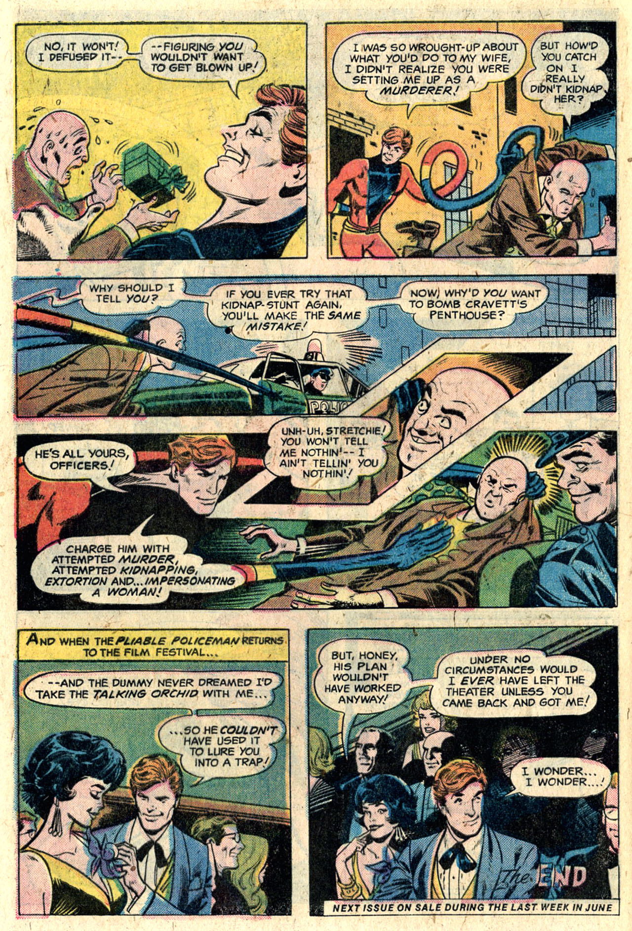 Detective Comics (1937) Issue #462 Page 32