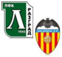 Ludogorez Rasgrad - FC Valencia