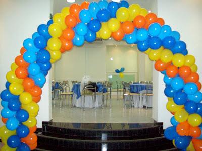 Como fazer arco de balões - Passo a passo em vídeo