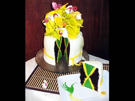 jamaican wedding black cake - photo #25