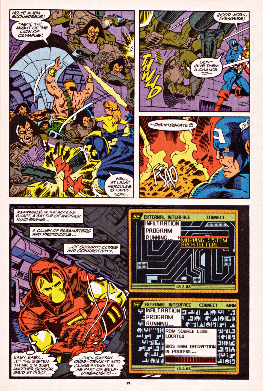Captain America (1968) Issue #398f #336 - English 10