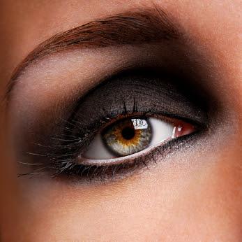 Maquillaje en ojos